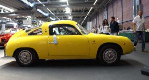 Fiat-Abarth Zagato 750 Record Monza