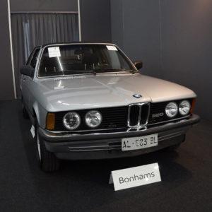 BMW 320 Baur TC-1 - 1978