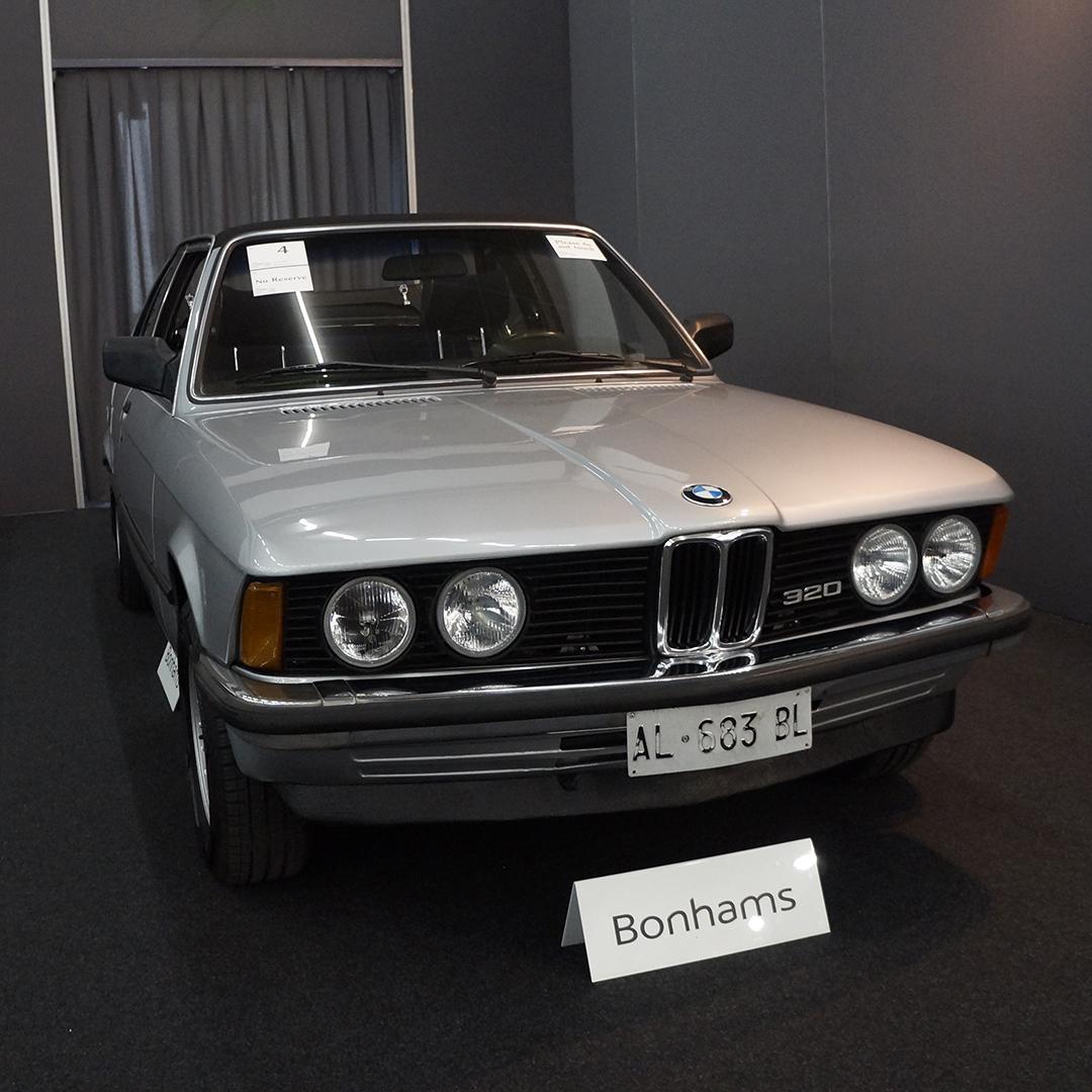 """Bmw 320: BMW Baur 320 TC1. Le Scoperte """"Targa"""" Di BMW"""