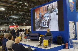 Stand ASI - Conferenza Jaguar XJ