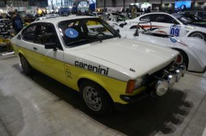 Opel Kadett GT/E Rally - Asta Cambi