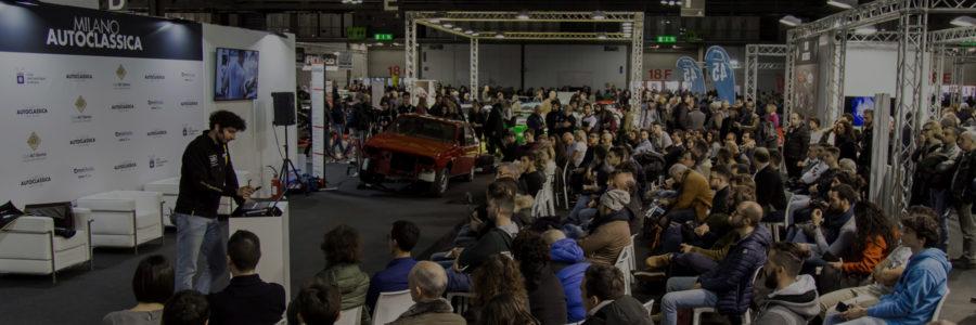 <b>Anteprima Milano Autoclassica 2018</b>