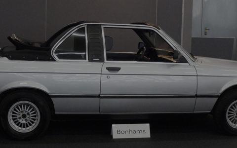 <b>BMW 320 TC1 Baur: la Karroserie dei sogni</b>