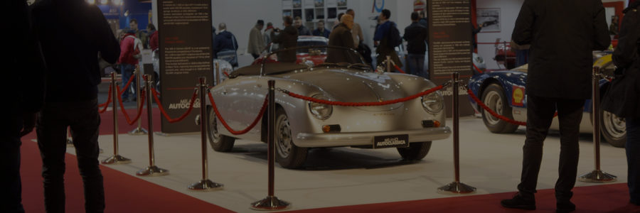 <b>Milano Autoclassica 2018: Crescita Costante</b>