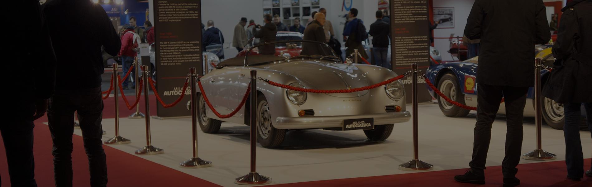 Porsche 356 A Carrera Speedster GS/GT