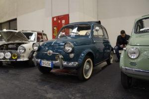 Fiat 500 N America