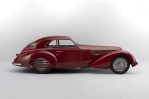 Alfa Romeo 8C 2900B Touring Berlinetta (courtesy ArtCurial)