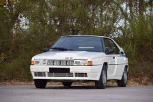 Citroen BX 4TC (courtesy ArtCurial)