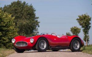 Maserati A6GCS (Courtesy ArtCurial)