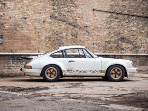 Porsche 911 RS 30 - Courtesy RM Sotheby's