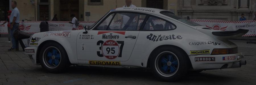 <b>Porsche 911 Carrera RS 3.0 – La sorella dalla coda lunga</b>