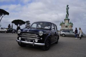 Fiat 1100 - Firenze-Fiesole