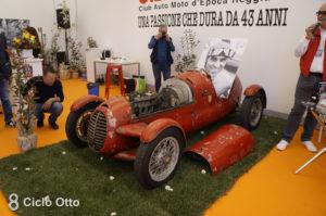 Cisitalia D46 1946 - Tazio Nuvolari