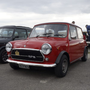 Innocenti Mini Cooper 1300 - 1974. Mini Owner Meeting . Piazzale Michelangelo - 7 Aprile 2019