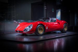 Alfa Romeo 33 Stradale, una delle protagoniste di CentoMiti
