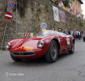 Alfa Romeo 1900 Sport Spider