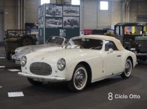 Cisitalia 202 SC Spider (1948) - Verona Legend Cars 2019
