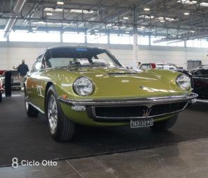Maserati Mistral - Verona Legend Cars
