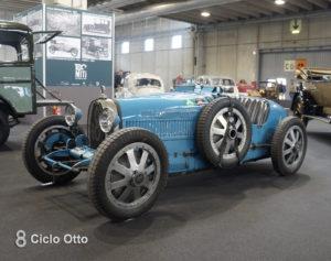 Bugatti Typ 37 - Verona Legend Cars 2019