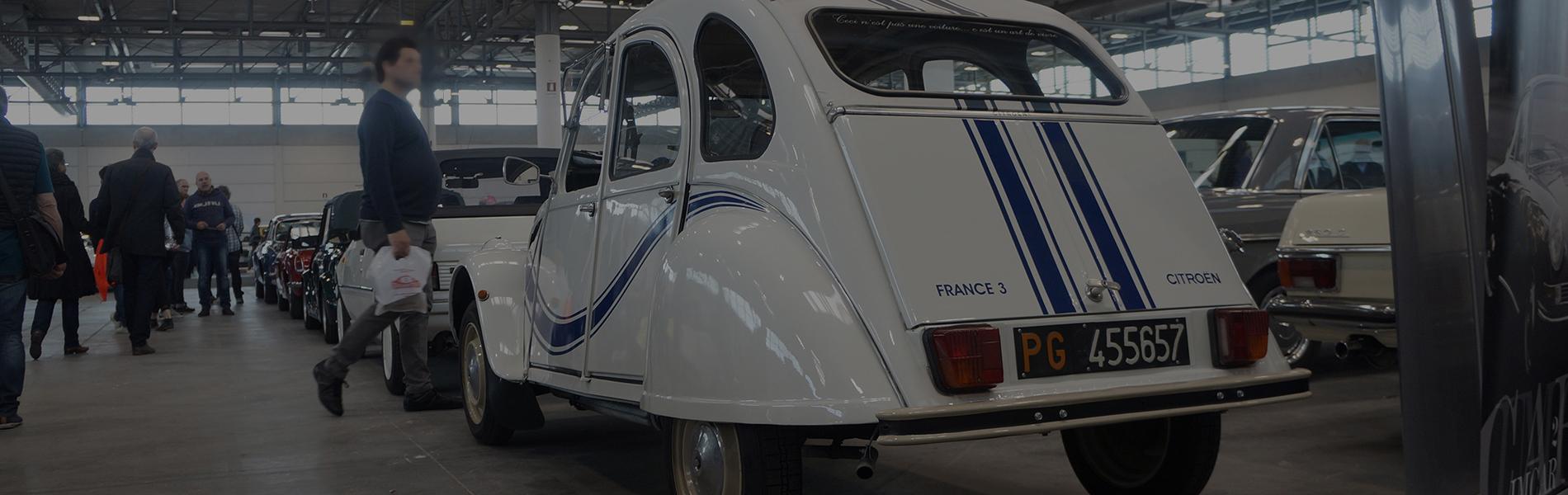 Citroen 2CV - France 3 - Copertina