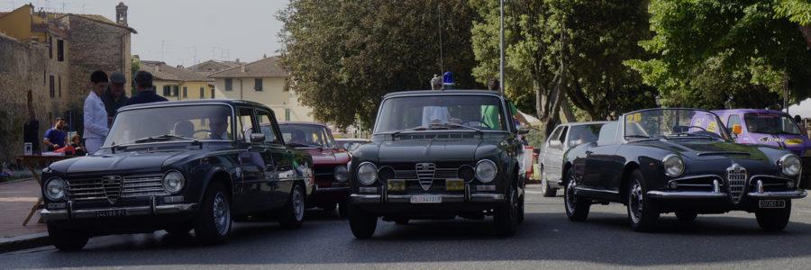 <b>Il mito raddoppia 2019 – Alfa & Lancia</b>