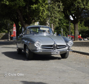 Alfa Roemo Giulia SS