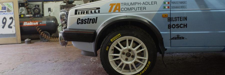 <b>Romei Sport Team Historic – Dove il Rally storico è di casa</b>