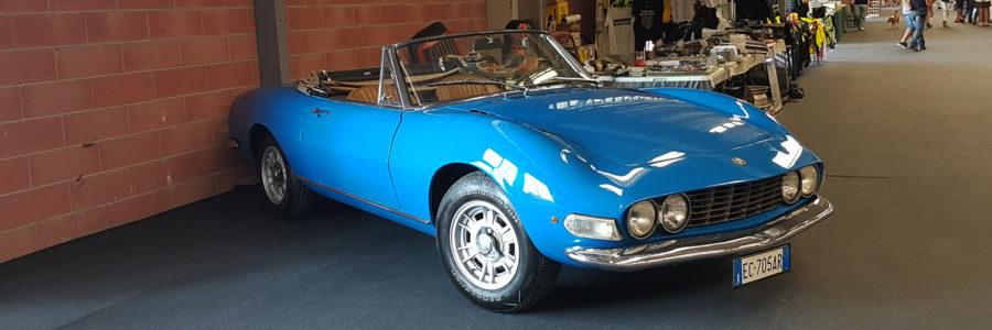 """<b>Fiat Dino Spider. La """"scoperta"""" simbolo degli anni '60</b>"""