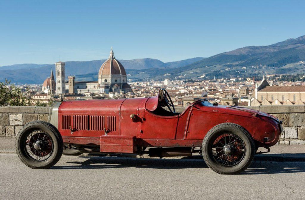 Alfa Romeo 6c 1750 SS Spider Zagato - RIAR - Immagine da Auto e Moto Epoca