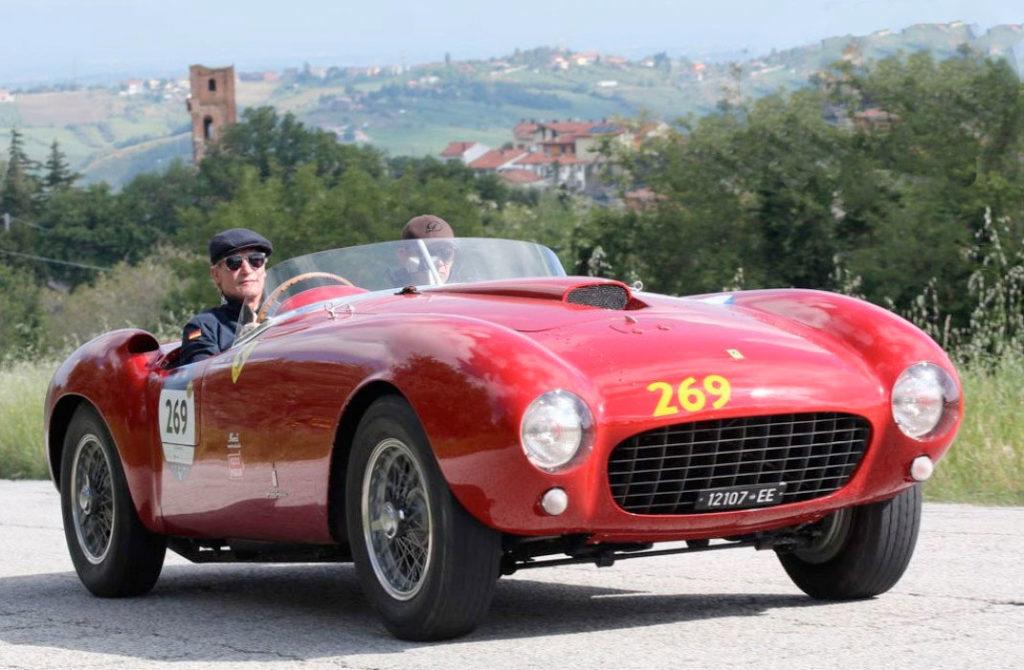 Ferrari 375MM Barchetta Pininfarina (1953) - Immagine di Auto e Moto Epoca - Padova