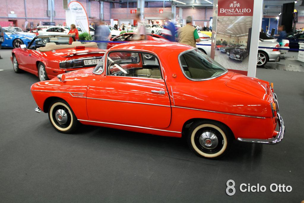 Fiat 600 Coupé Viotti