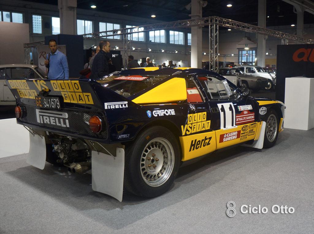 Lancia 037 Olio Fiat Scuderia Grifone - Girardo & C