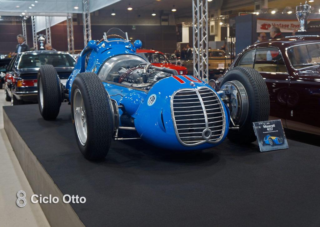Maserati 4 CLT Ex-Fangio