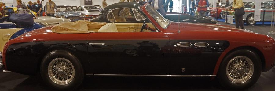 <b>Siata-Ford 208 SL Cabriolet – Stabilimenti Farina</b>