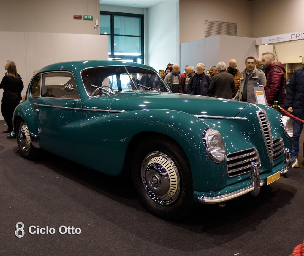 Alfa Romeo 6C 2500 Sport Freccia d'Oro - Arezzo Classic Motors