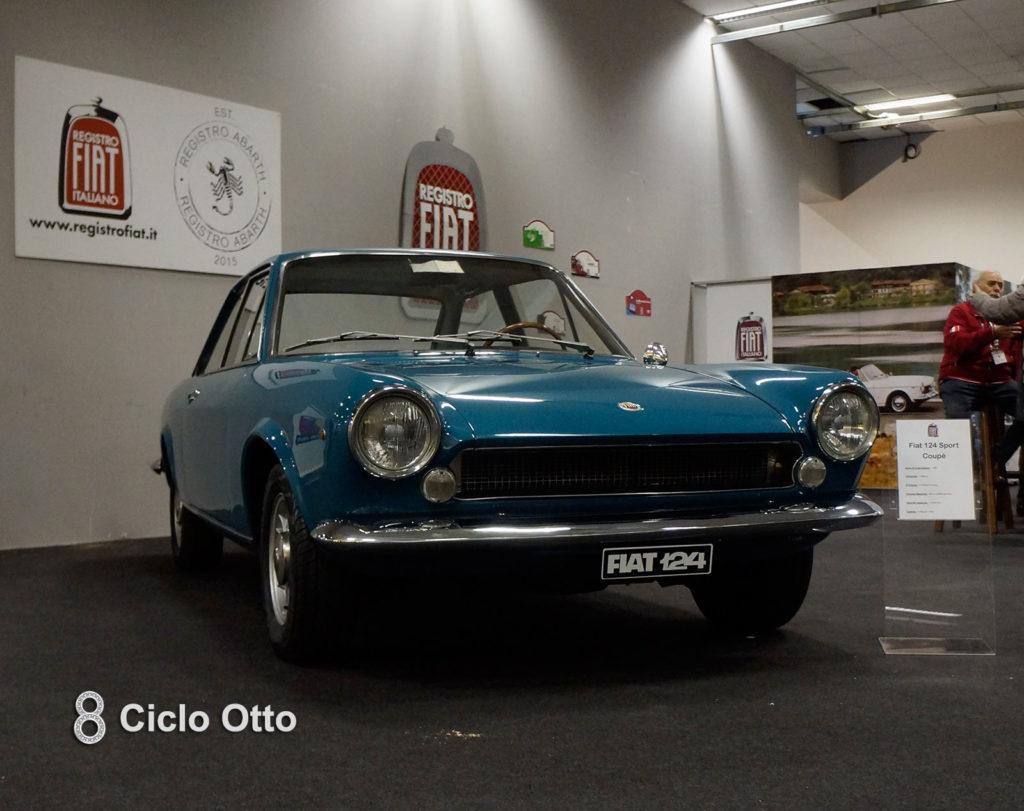 Fiat 124 Sport Coupé Prima Serie - Arezzo Classic Motors