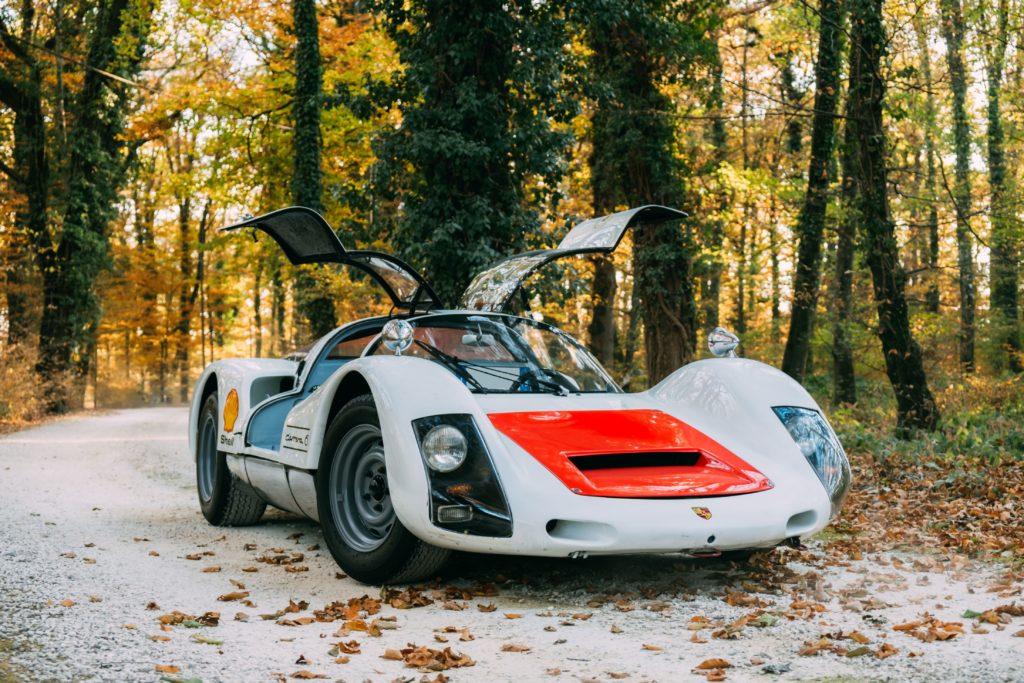 Porsche 906 - Immagine ArtCurial
