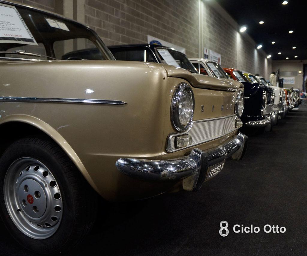 Esposizione Simca 1000 - Arezzo Classic Motors