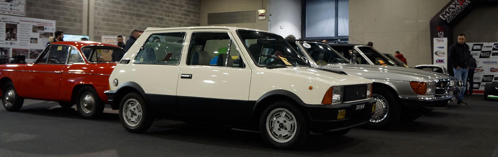 Arezzo Classic Motors - Fiera di Arezzo - 22a edizione