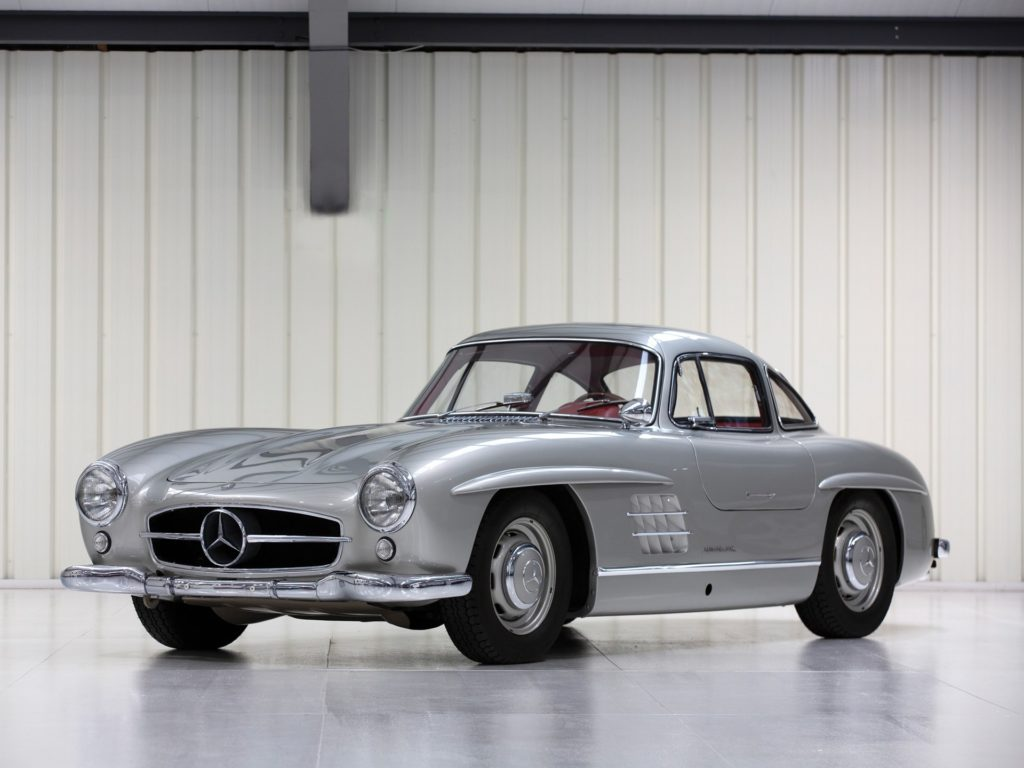 Lotto 128 - Mercedes-BEnz 300 SL Gullwing - Immagine da RM Sotheby's