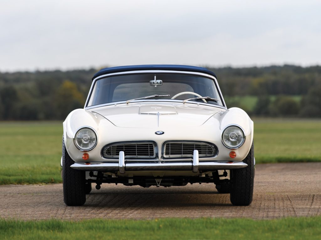 Lotto 143 - BMW 507 Roadster - Immagine di RM Sotheby's