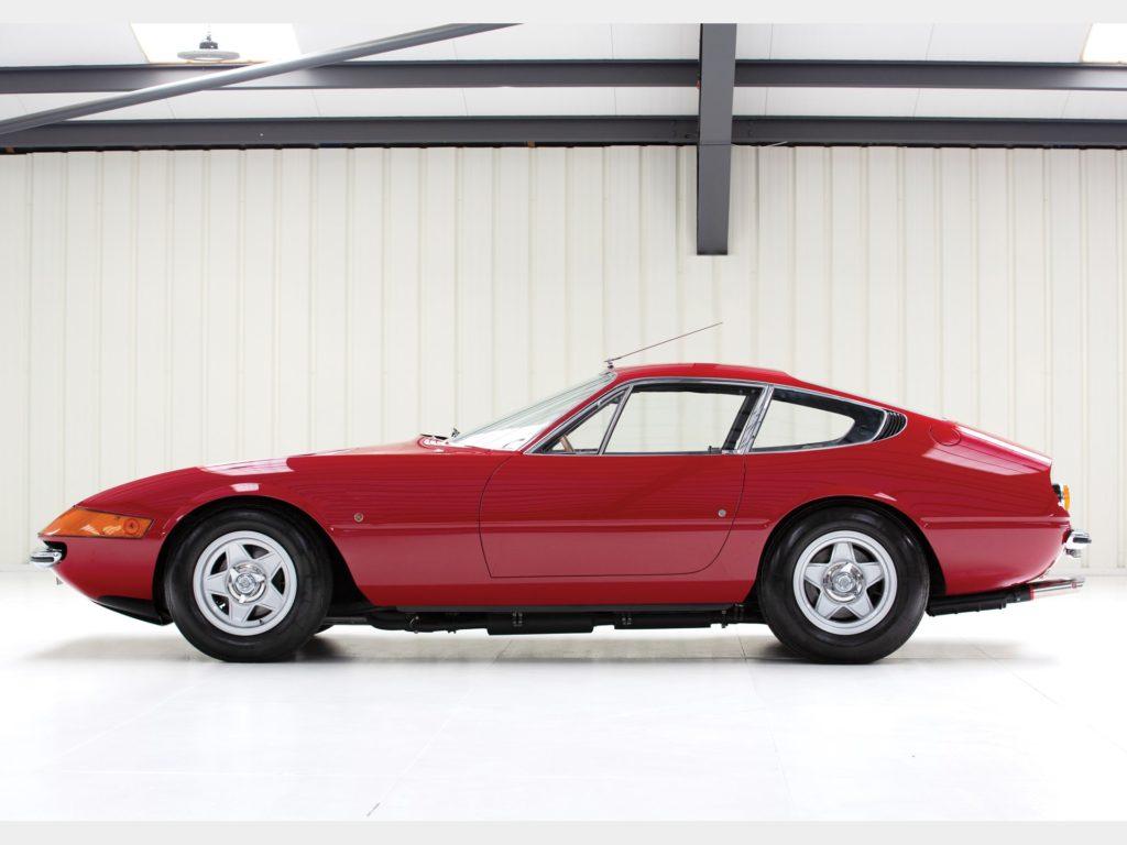 Lotto 144 - Ferrari 365 GT/4 Daytona - Immagini RM Sotheby's