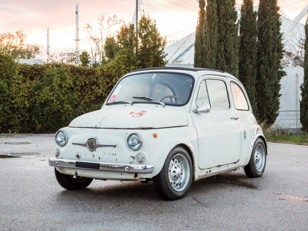 Lotto 145 - Fiat-Abarth 695 SS - Immagine da RM Sotheby's