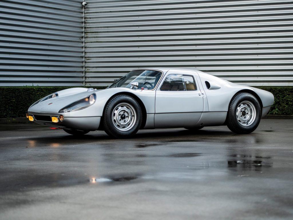 Lotto 146 - Porsche 904 GTS - Immagine da RM Sotheby's