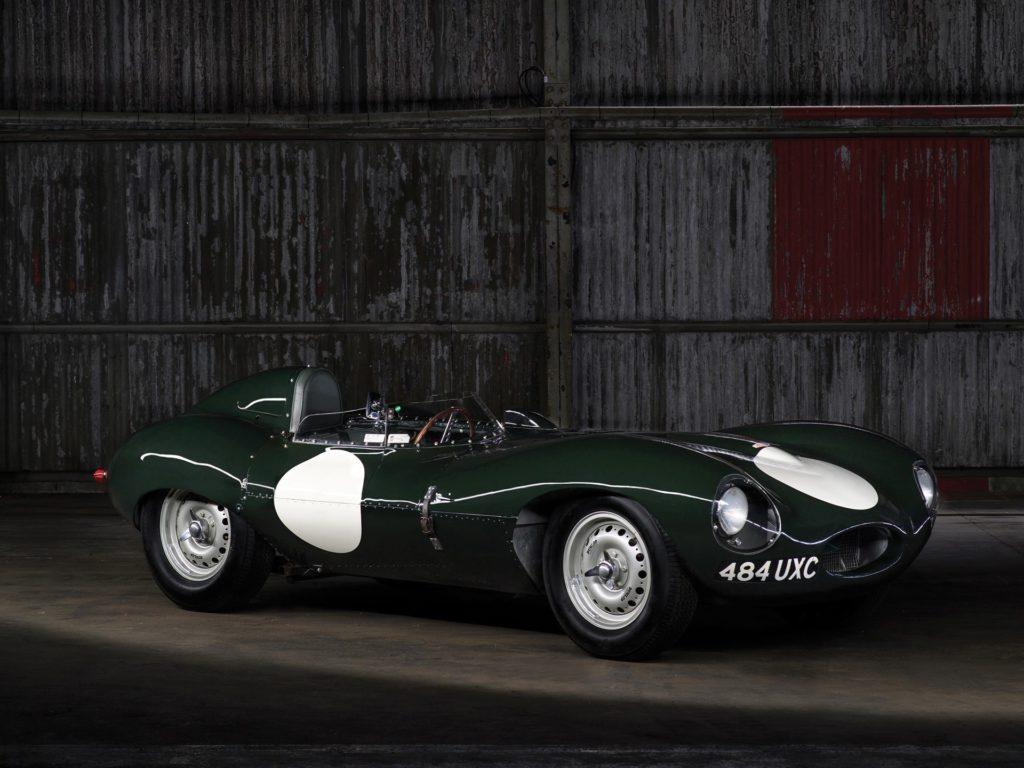 Lotto 171 - Jaguar D-Type XKD 520 - Immagini RM Sotheby's