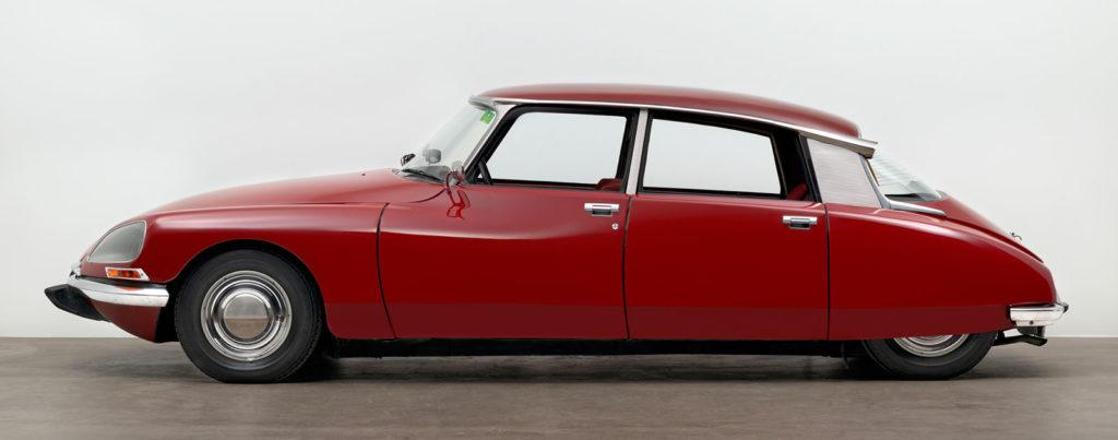 Citroën DS 23 - Collezione permanente MoMA New York - Immagine MoMA