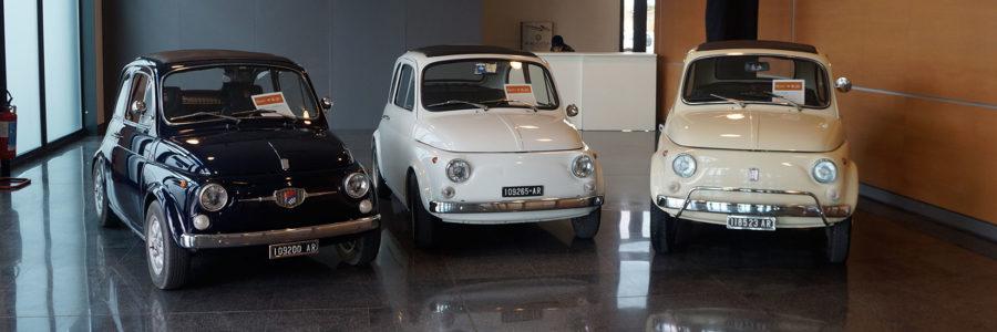 Fiat 500. In arrivo il set LEGO Creator Expert