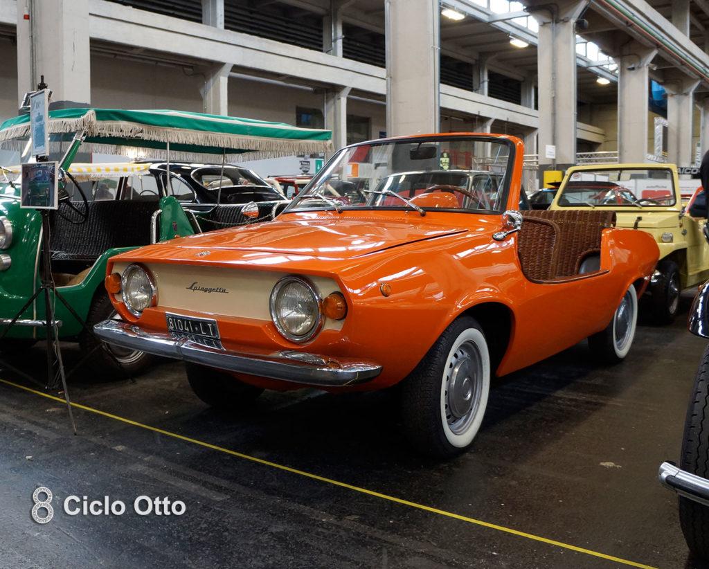 Michelotti Shellette/spiaggetta - Automotoretro-2020