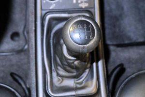 Porsche 959 - Particolare della leva del Cambio - Immagine da Autotrader.com