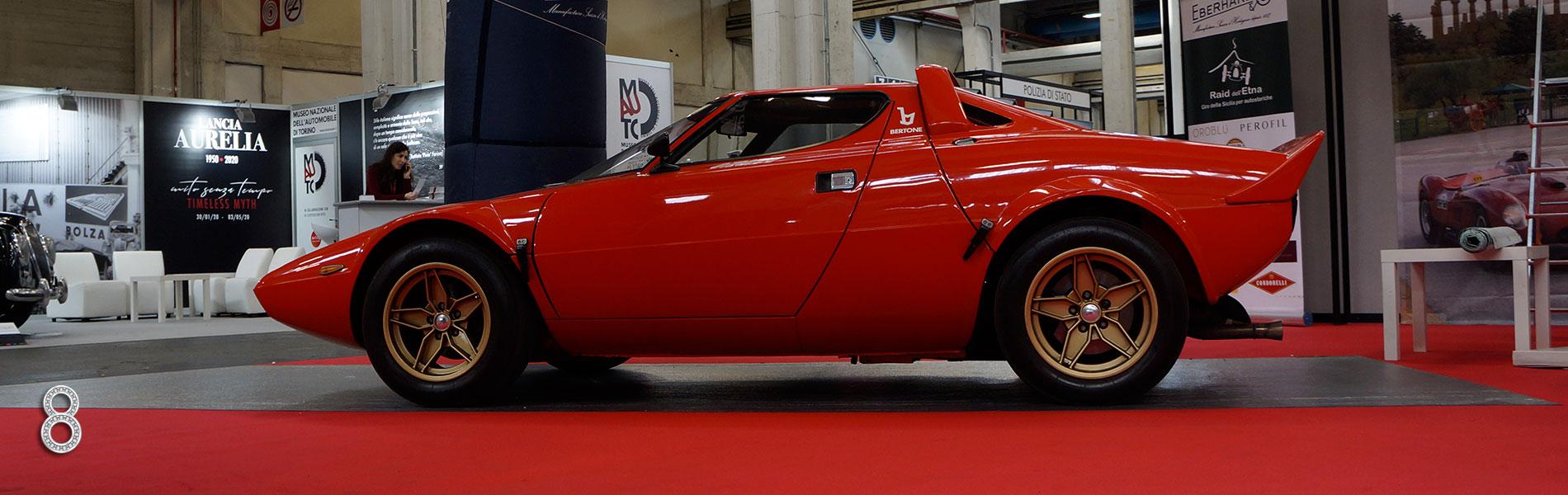 Lancia Stratos Stradale - Automotoretrò 2020